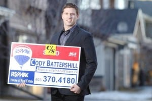 Remax Calgary Cody Battershill Realtor