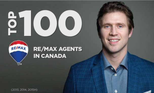 Cody Battershill Top producing remax real estate agent calgary canada