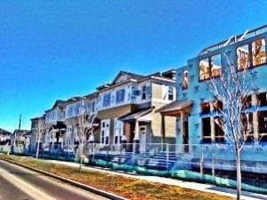 Calgary Townhomes for sale