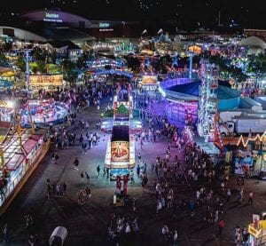 best scary rides at the Calgary Stampede